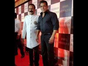 From Salman Katrina Who Wore What At Baba Siddique S Iftar