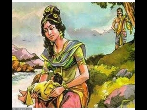 Story Of Gandhari And Her 100 Sons