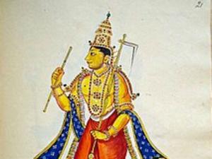 The Secret Of Balaramas And Krishnas Birth