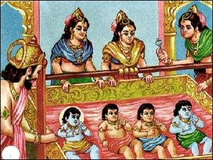 Interesting Facts About Rani Sumitra Dashraths Wisest Queen