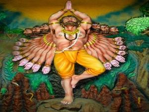 The Story Of Vali And Gautama Maharishi