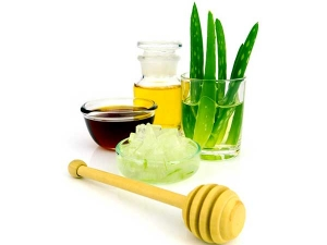 Aloe Vera Honey Mask Hair Growth