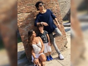 Aryan Suhana Abram Khan Just Proved That They Are The Tren