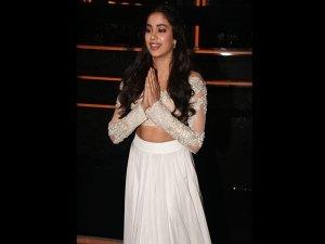 Madhuri Dixit Janhvi Kapoor Totally Dazed Dazzled Us Their E