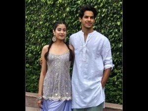 Janhvi Kapoor Ishaan Khatter Rock Punjabi Looks Dhadak Promo