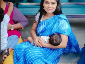 World Breastfeeding Week Mother Who Is Trying Change The Way