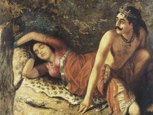 Damyanti And Nala Unknown Love Story From Mahabharata