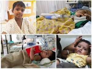 These Four Kids Need Immediate Donations For Their Survival