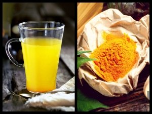 9 Benefits Drinking Warm Water With Turmeric The Morning