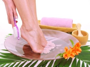 Keep Your Feet Clean Prevent Bacteria