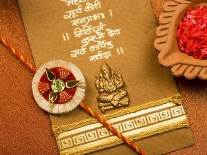 Raksha Bandhan 2018 Date Muhurta And Significance