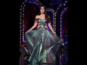 Kareena Kapoor Khan Showstopper At Lfw 2018