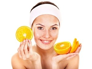 How To Use Orange For Dry Skin