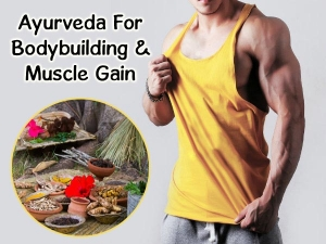 Ayurveda For Bodybuilding Muscle Gain
