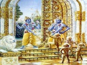 Curse Of The Manasaputras Jaya And Vijaya