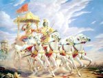 Hanuman Flag On Arjuna Ratha Story