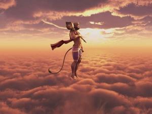How Lord Hanuman Became So Powerful