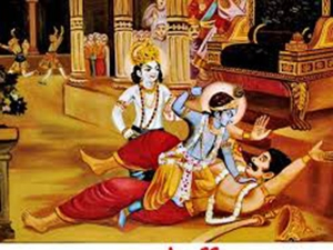 How Lord Krishna Killed Kamsa The Story Of Kamsa Vadha