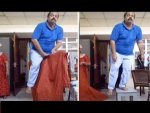 Funny Video Of Man Riding A Fake Horse Has Gone Viral