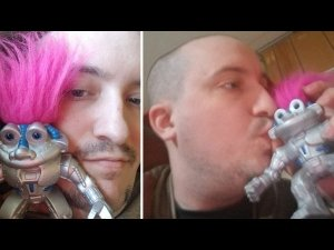 Man Claims To Be In Love With His Robot And Plans On Marrying It