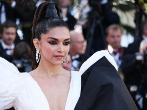 Deepika Padukone Stuns In A Peter Dundas Gown At Cannes 2019