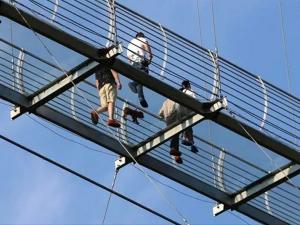 The World S Longest Glass Bridge Is In China