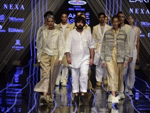 Lfw W F 2019 Day Two Five Outfits From Anuj Bhutani S Show