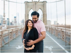 Manchu Vishnu To Live Telecast His Wife S Delivery Thanks Kajal Agarwal