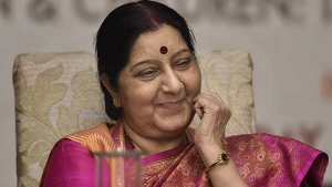Sushma Swaraj Life Political Career