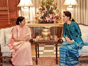 Sushma Swaraj Social Services