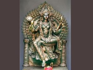 Navratri 2020 Day 9 Colour Maa Siddhidatri Puja Vidhi Mantra And Significance