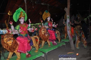 Significance Of The Arrival Departure Of Maa Durga In Different Carriers