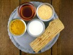 Gram Flour Turmeric And Curd Face Pack For A Problem Free S