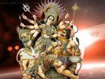 Why Goddess Durga Is Called Mahishasuramardini