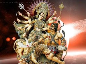 Why Goddess Durga Is Called Mahishasuramardini