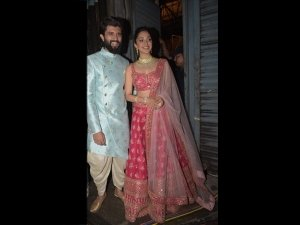 Kabir Singh S Kiara Advani And Arjun Reddy S Vijay Deverakonda Woo Us With Their Regal Outfits