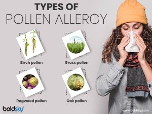 Pollen Exposure During Pregnancy May Increase The Risk Of Paediatric Asthma