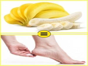 How To Use Banana Moisturizer For Cracked Heels