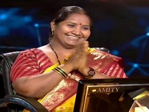 Kbc 11 Lady Cook Babita Tade Becomes The Second Karodpati
