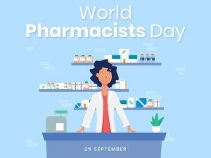 World Pharmacist Day 2019 Date Theme And Significance