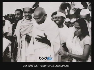 Gandhi Jayanti His 97 Year Old Disciple Speaks About Mahatma Gandhi Teachings