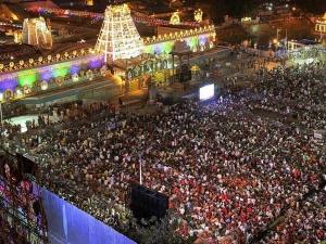 Tirupati Bramhotsavam 2019 Dates Significance And History