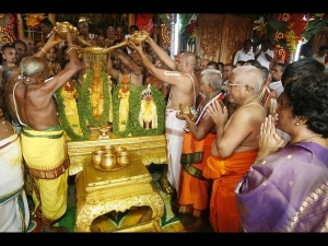 Tirupati Bramhotsavam 2019 Puja Vidhi For Lord Balaji On Day