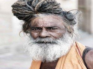 Secret Behind Hairstyle Of Sadhus