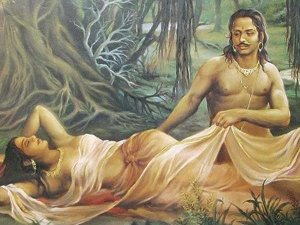 Hindu Beliefs On Love And Love Making