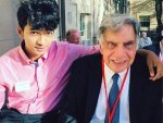The Love Of Dogs Has Made A Young Man Ratan Tata S Assistant