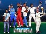 King Kohli Turns 31 Twitter Floods Birthday Wishes