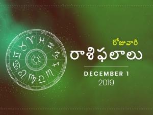 Daily Horoscope December 1