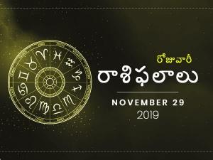 Daily Horoscope November 29