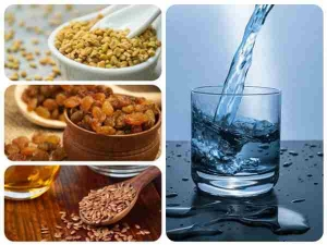 Soak These Foods Items In Water Overnight For Good Health
